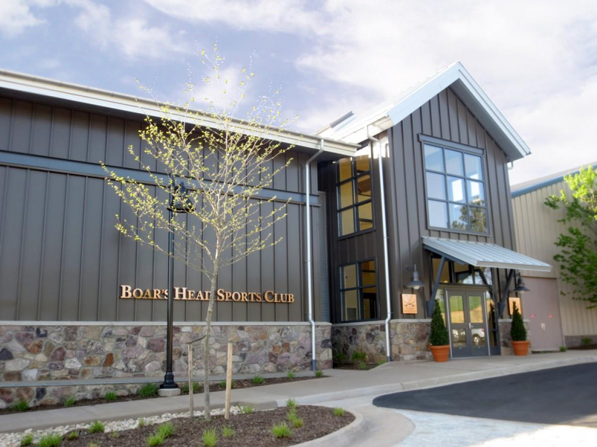 Boar's Head Sports Club facade